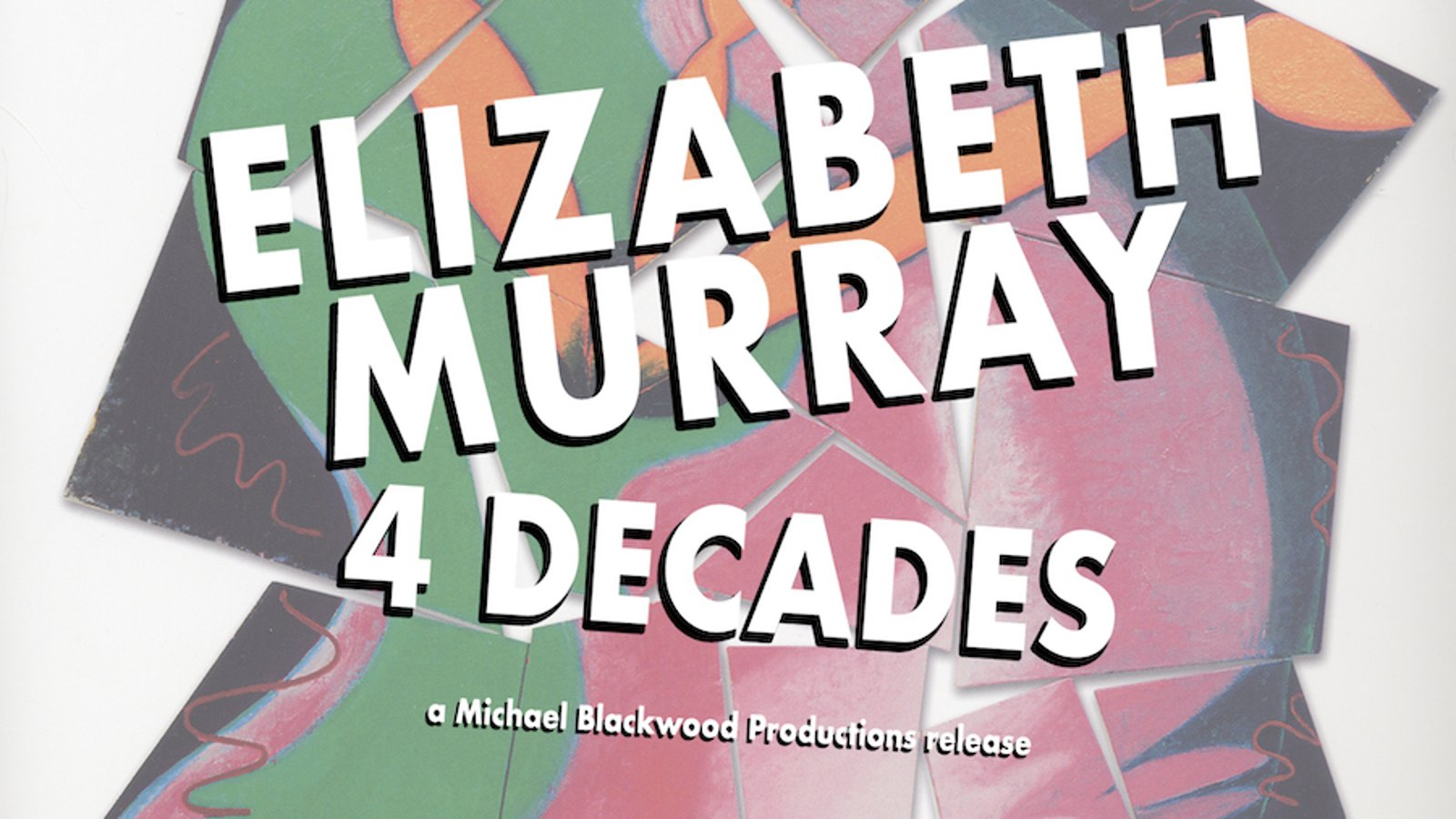 Elizabeth Murray - The Artist Disscusses Her Work and Influences