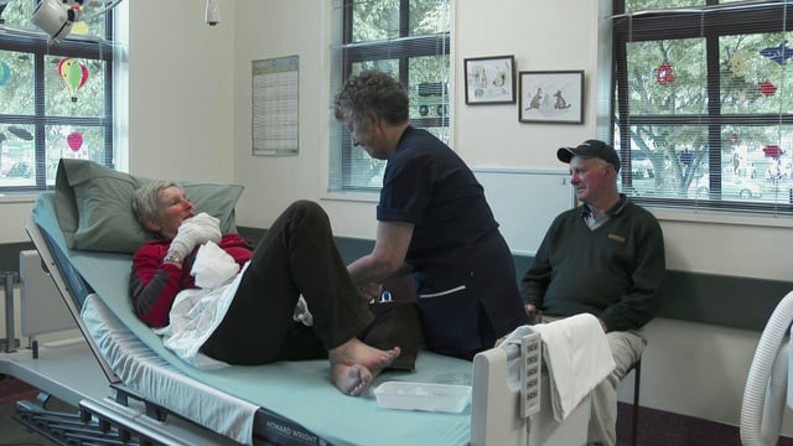 Emergency Medicine: A Year at Oamaru Hospital