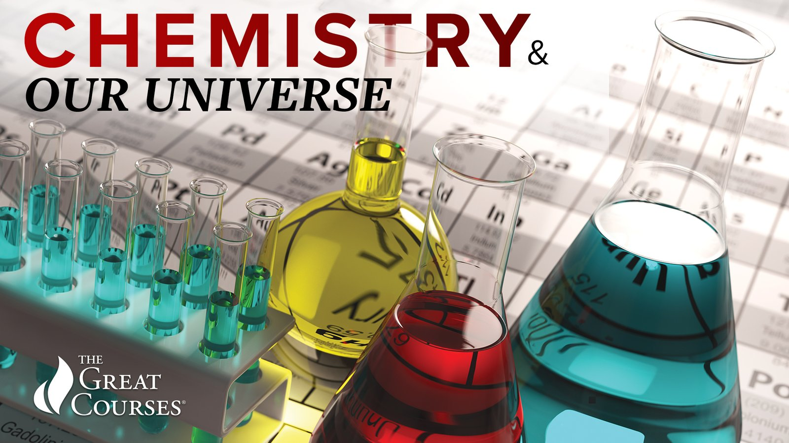Chemistry and Our Universe - How It All Works