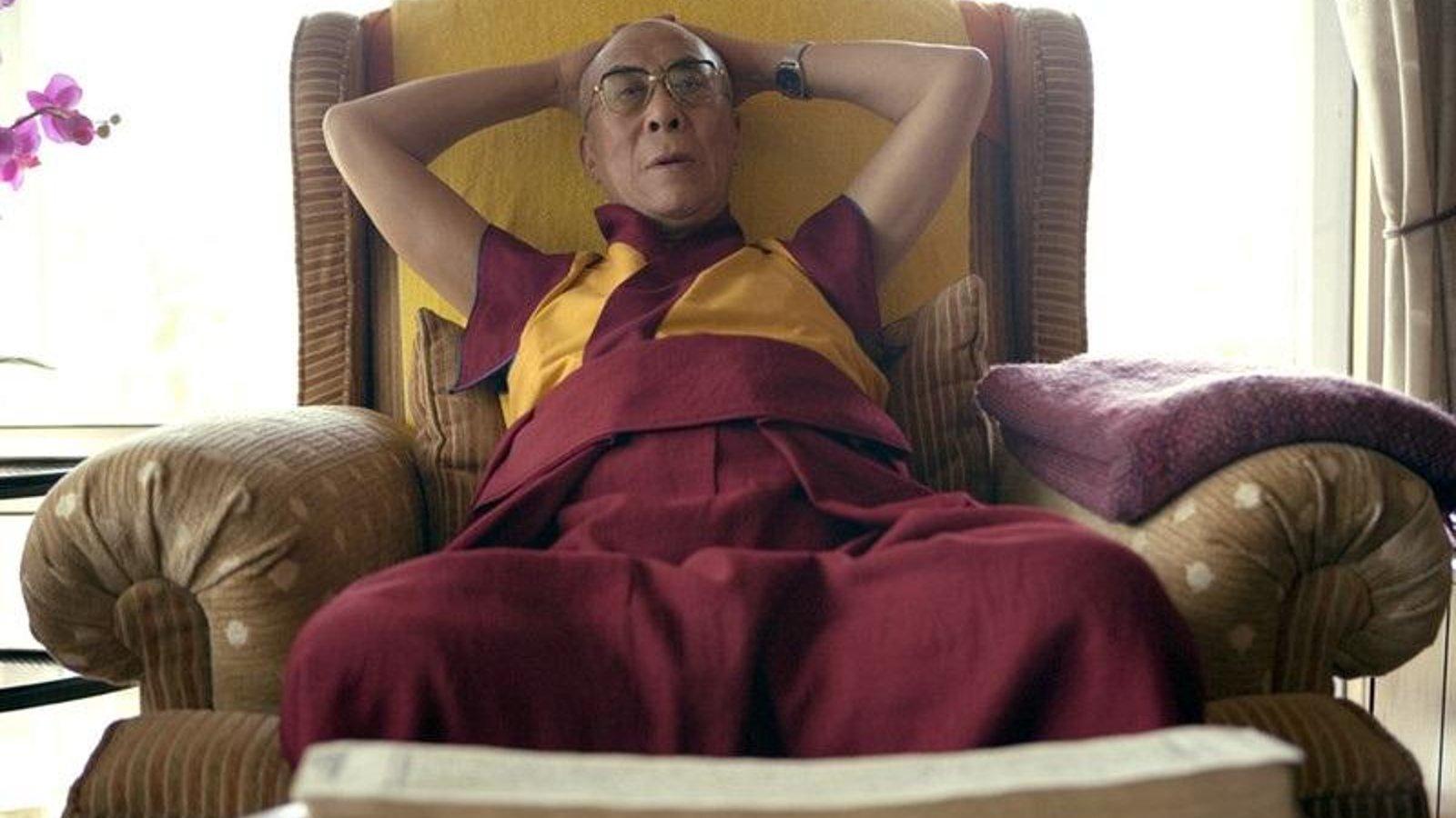 Sunrise/Sunset - A Day in the Life of the Dalai Lama