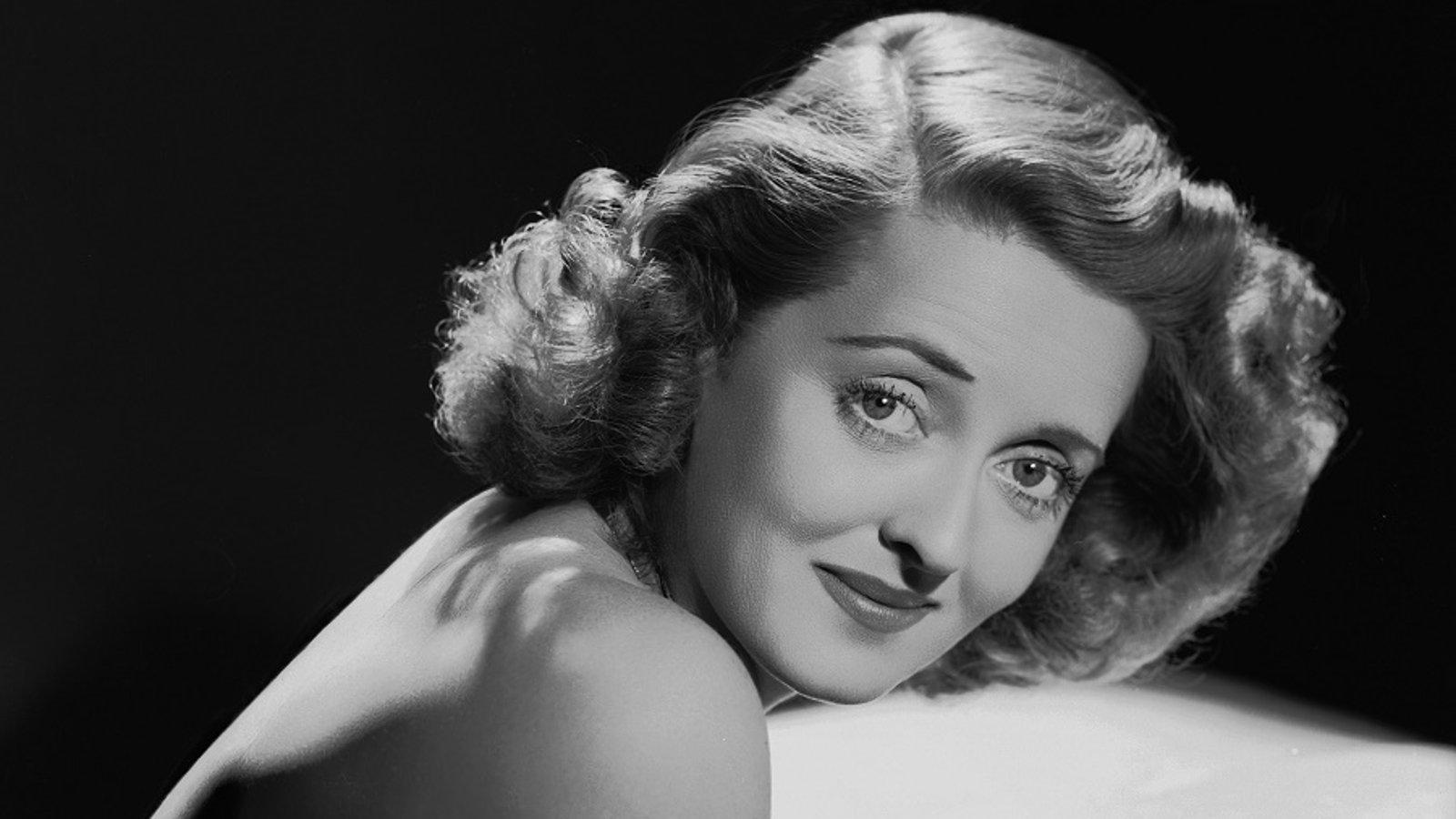 Discovering Bette Davis