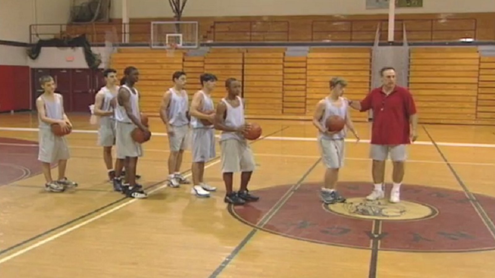 48 Championship Basketball Drills