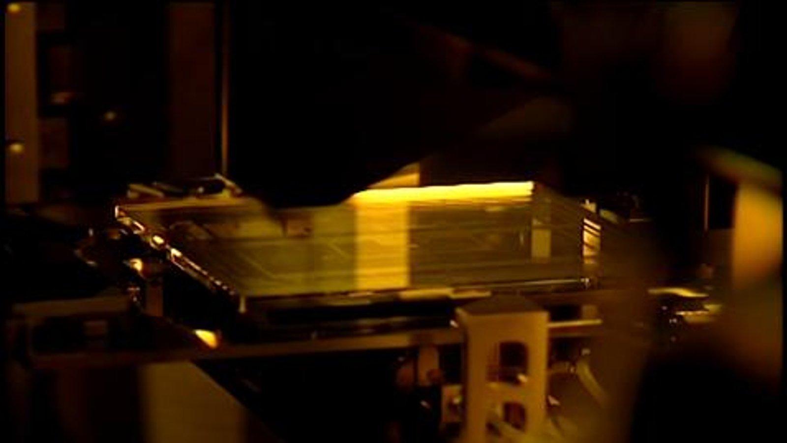 Silicon Run Lithography