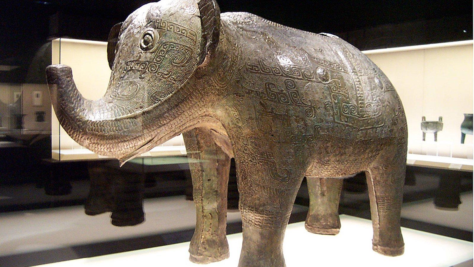 Bronzes of Ancient China