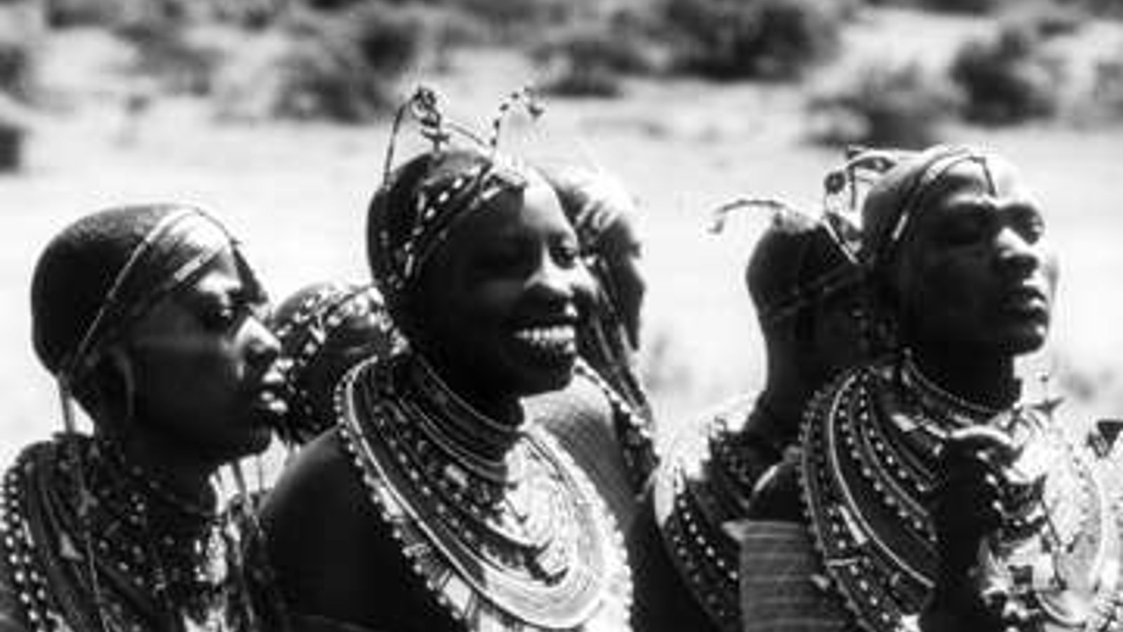 The Women's Olamal - The Organization of a Maasai Fertility Ceremony