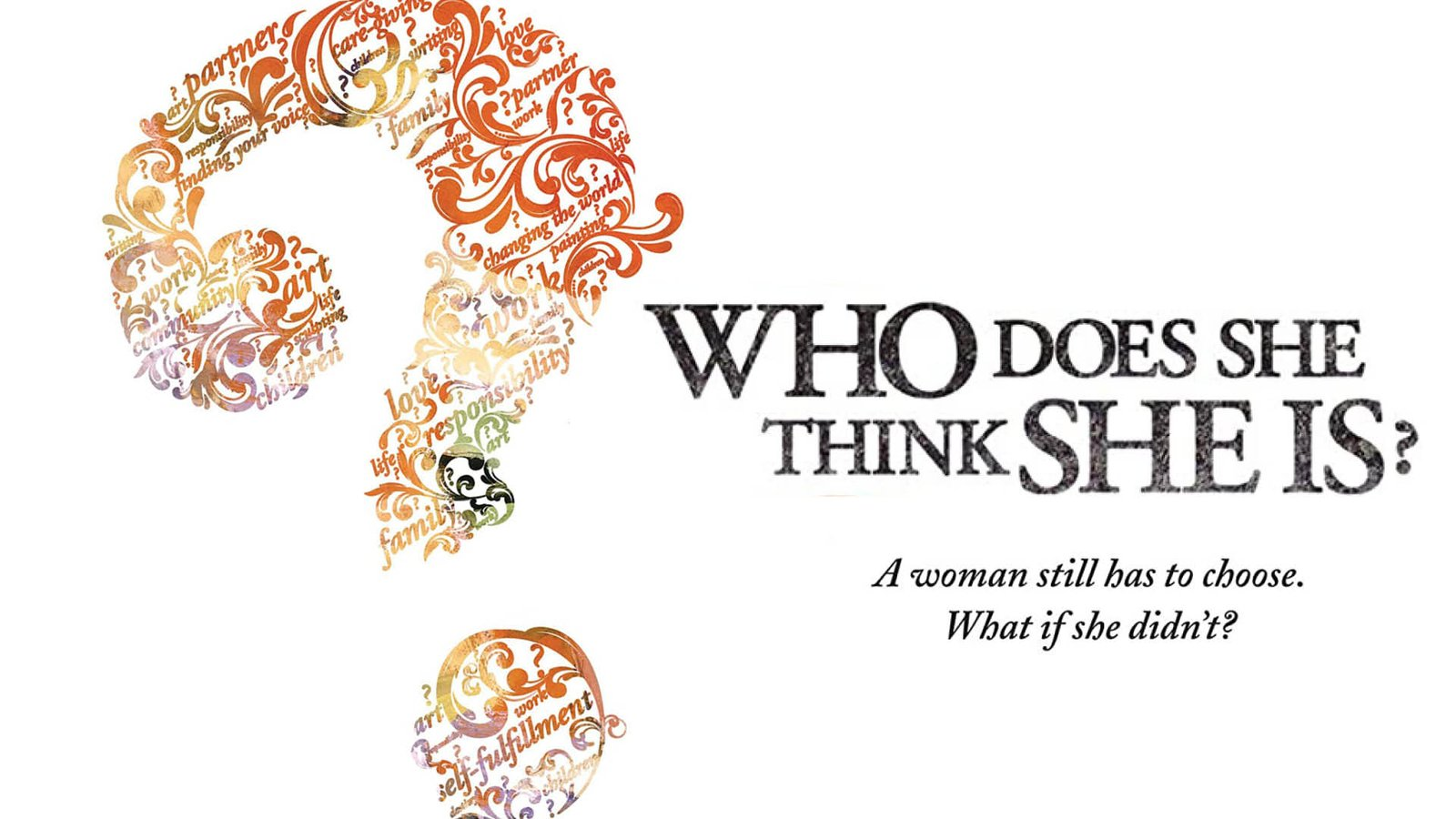 Who Does She Think She Is? - A Portrait of Female Artists