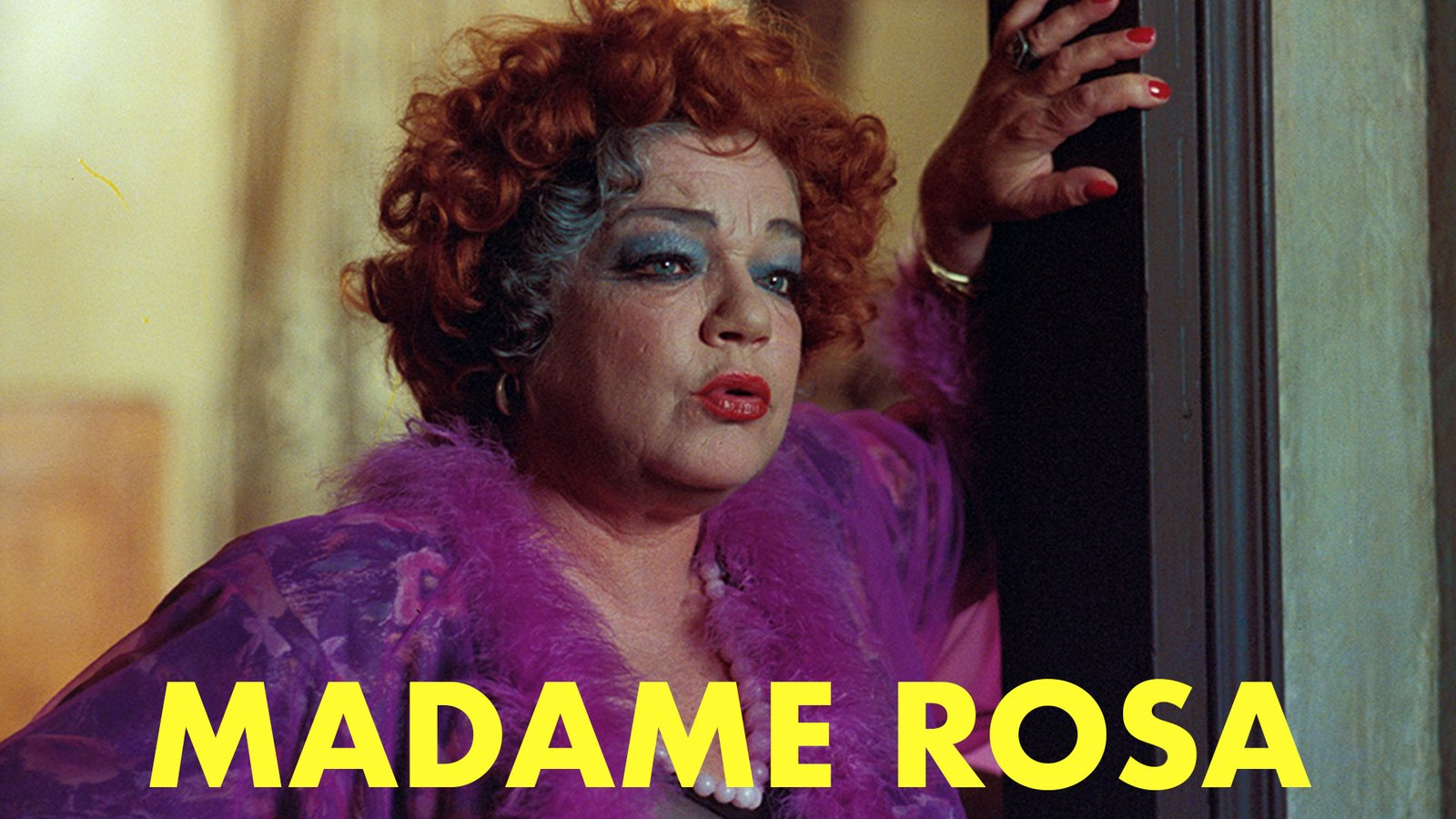 Madame Rosa - La vie devant soi