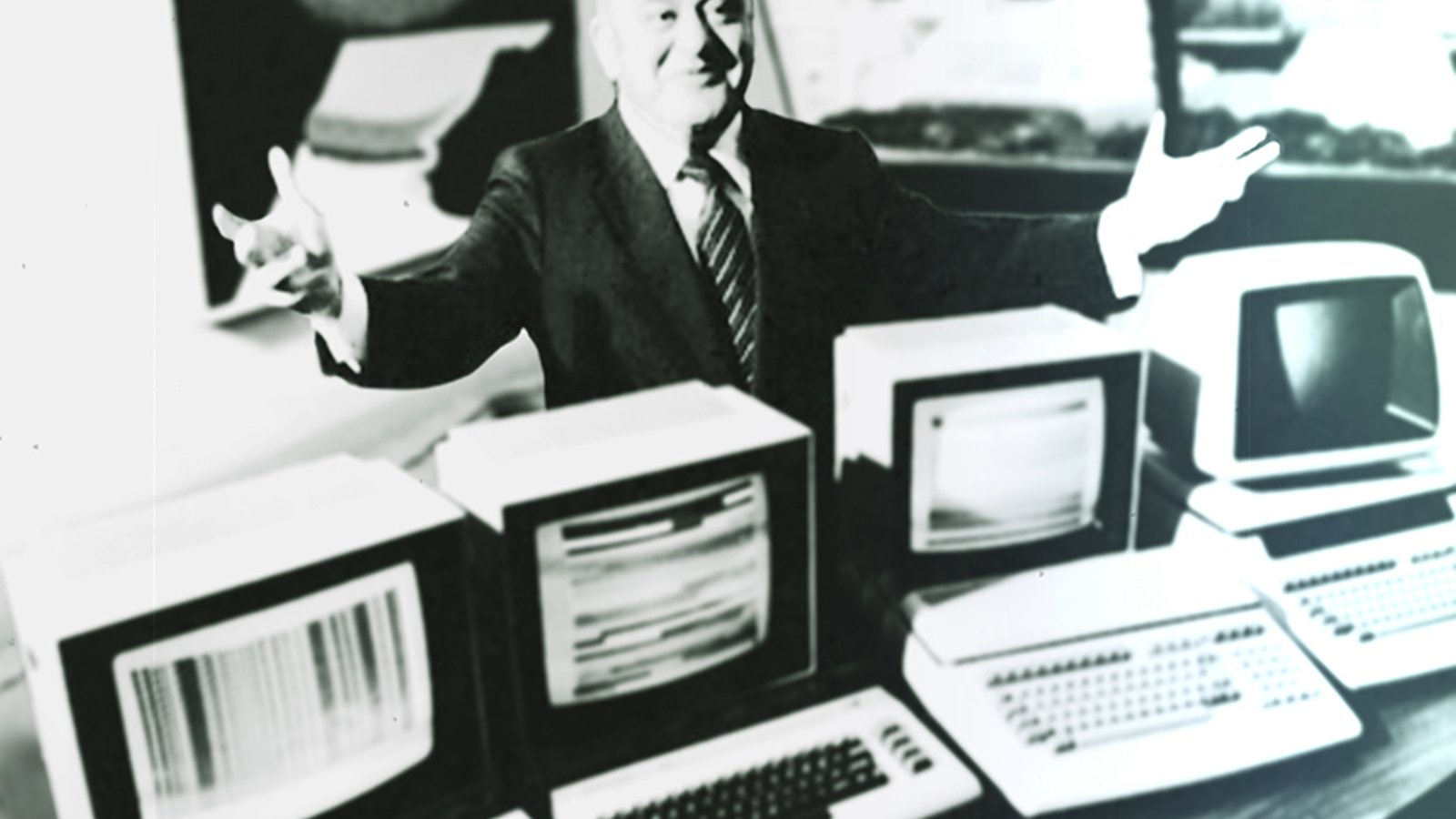 8 Bit Generation - The Commodore Computer Wars