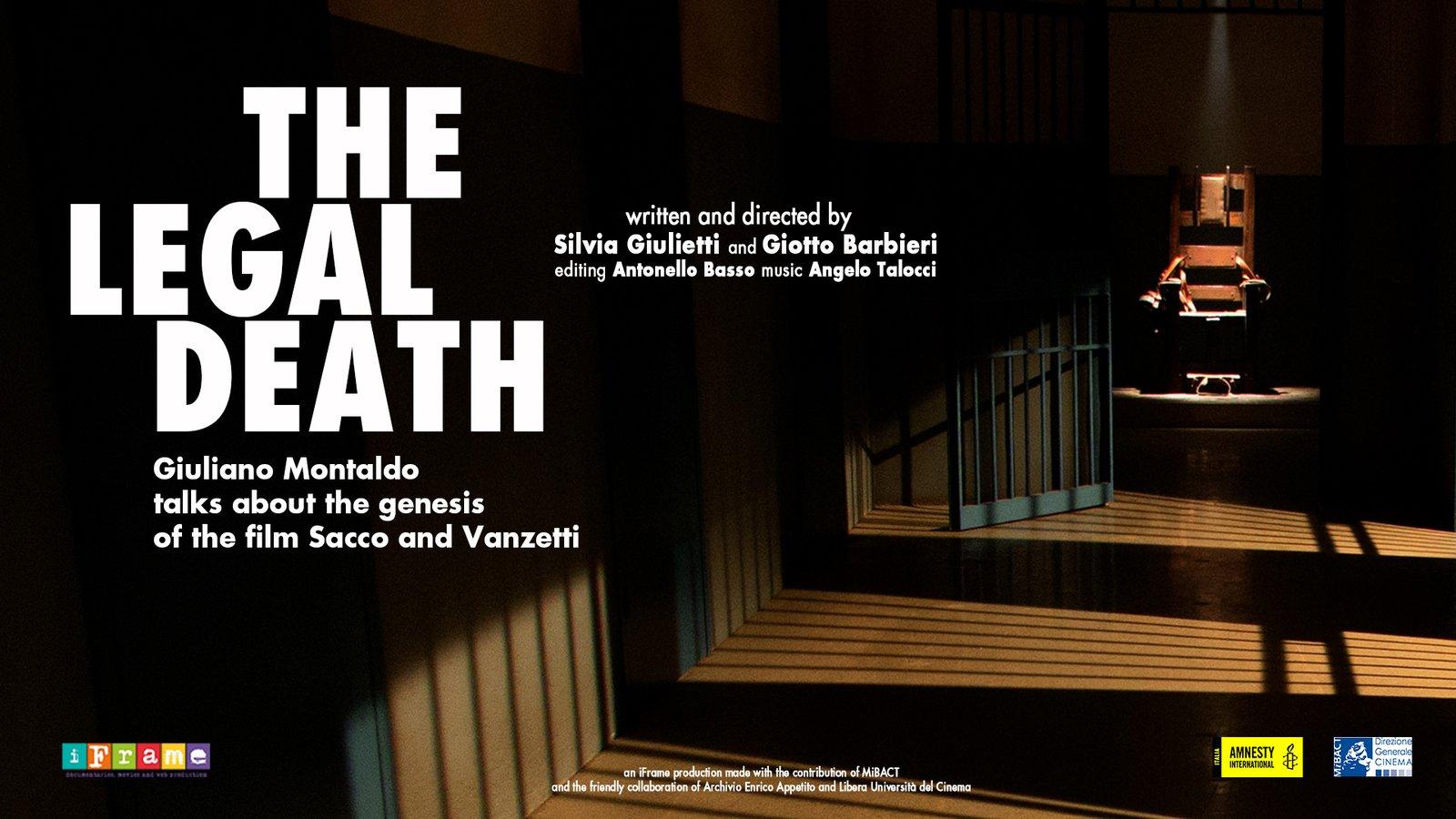 The Legal Death - La morte legale