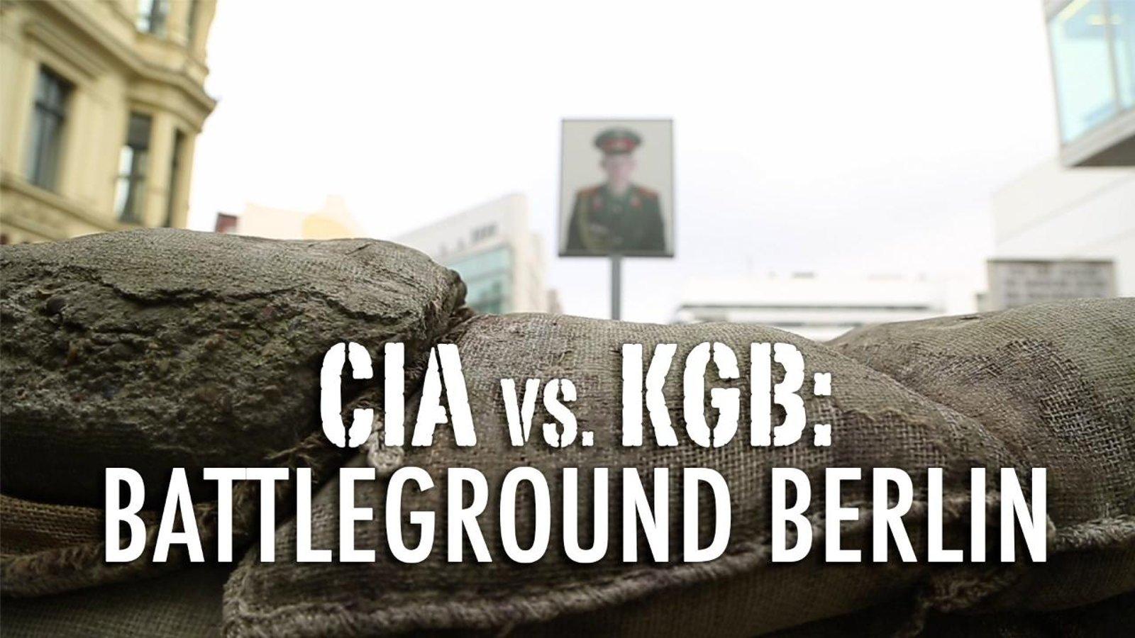 CIA vs KGB: Battleground Berlin - N.A