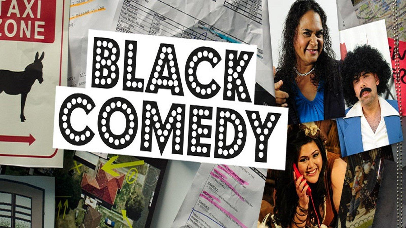 Black Comedy: Series One