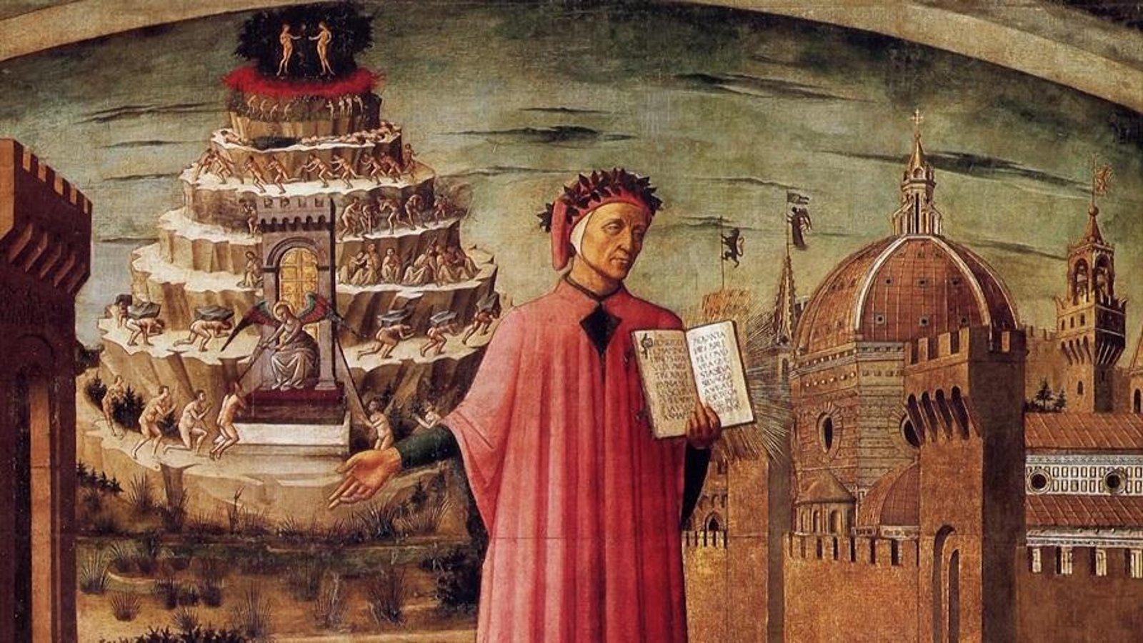 Dante - The Life and Work of Dante Alighieri