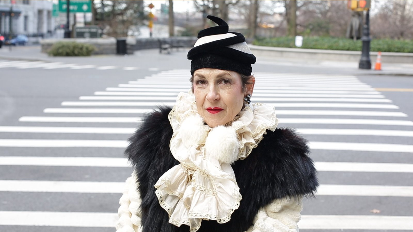 Advanced Style - Elderly New Yorkers With Eclectic Personal Style