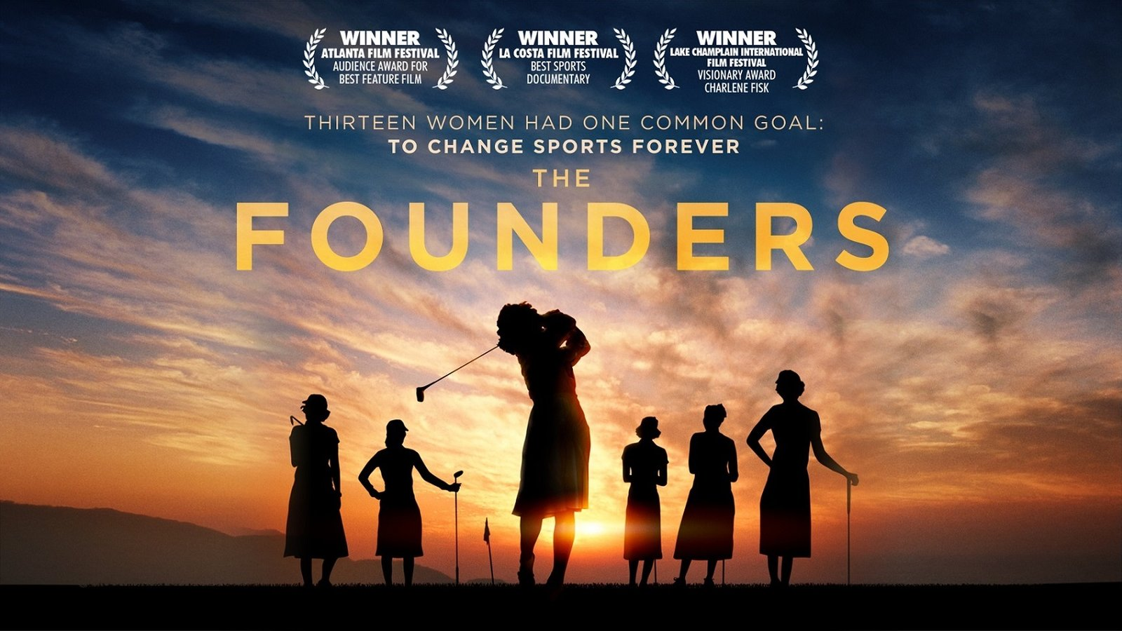 The Founders - The Women Who Founded the LPGA