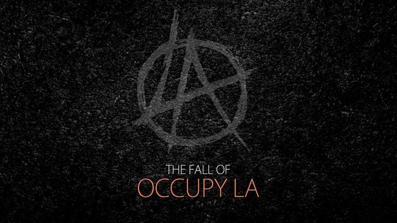 The Fall of Occupy LA