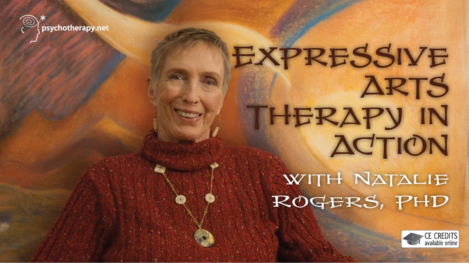 Expressive Arts Therapy in Action - With Natalie Rogers