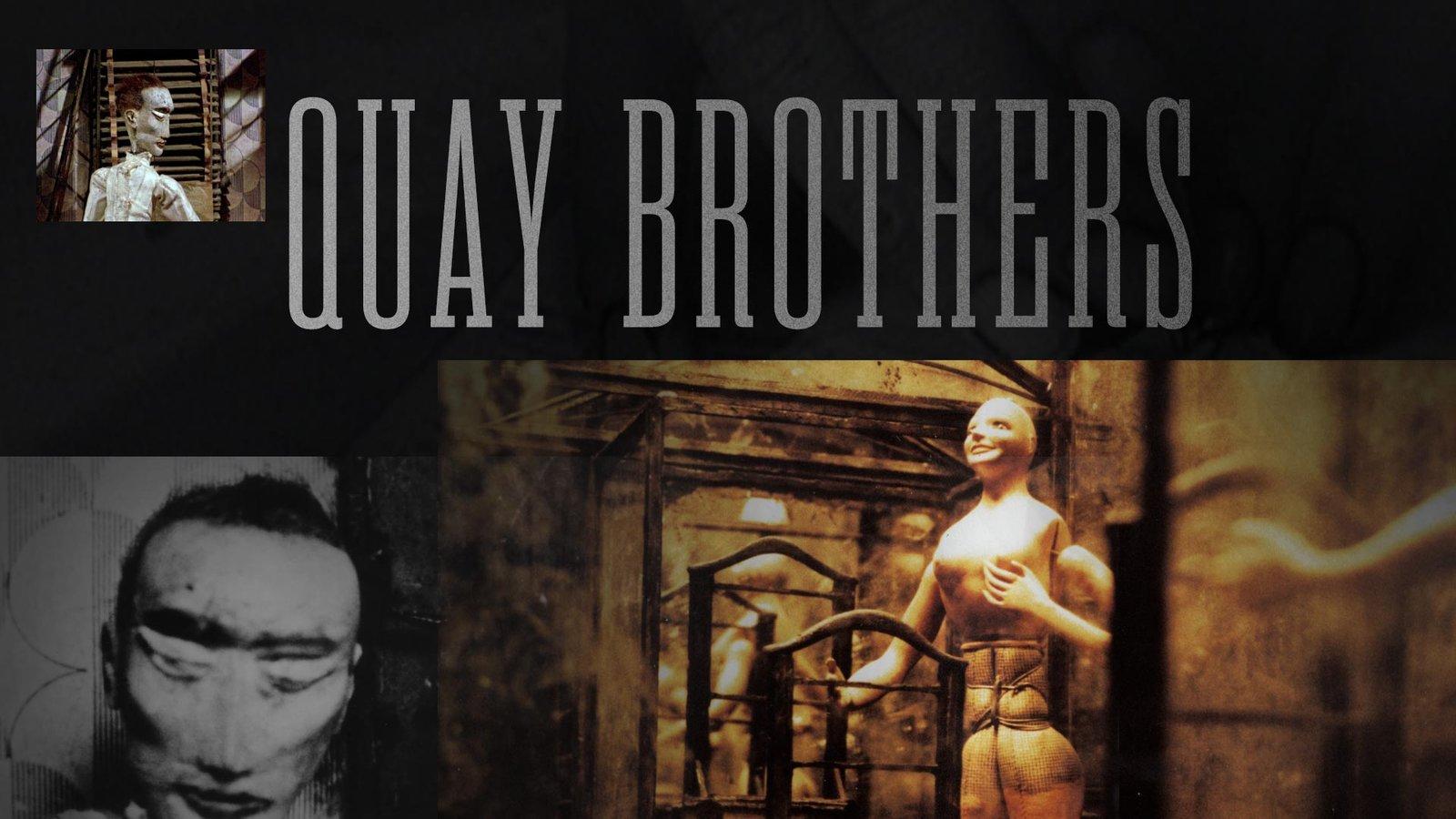 Brothers Quay Short Films