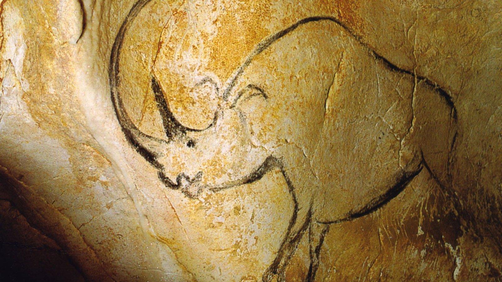 Ancient Cave Art—Chauvet, France