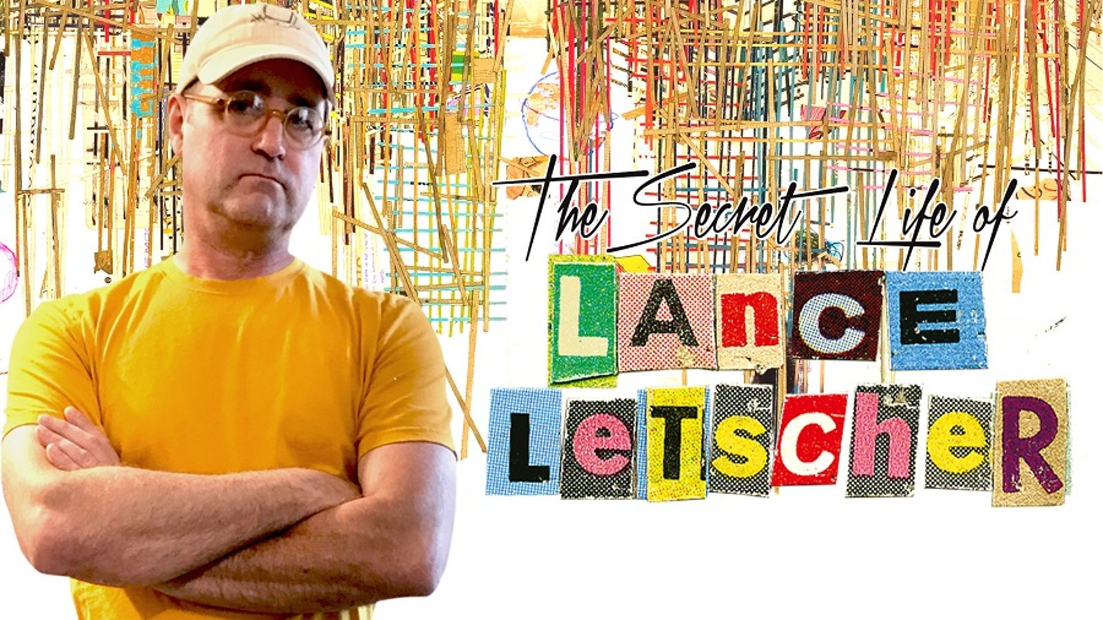 The Secret Life of Lance Letscher - A Portrait of Collage Artist Lance Letscher