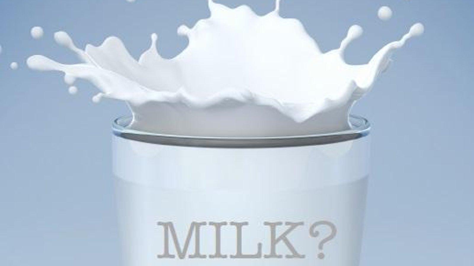 Milk? - Investigating the Nutritional Value of Milk