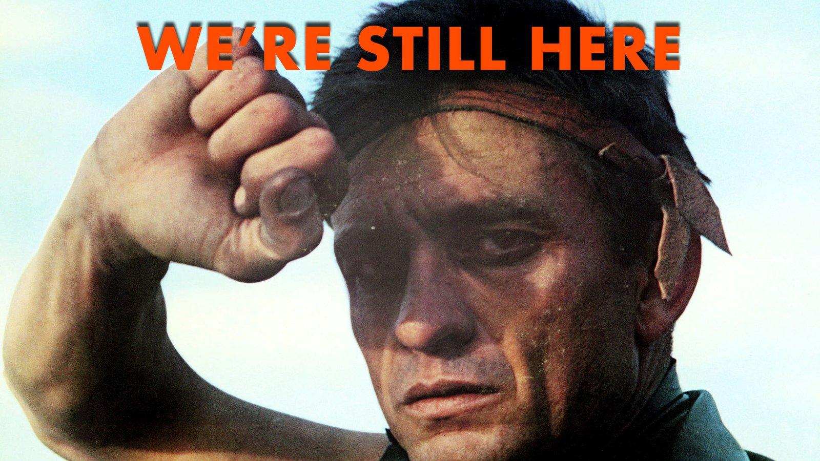 We're Still Here: Johnny Cash