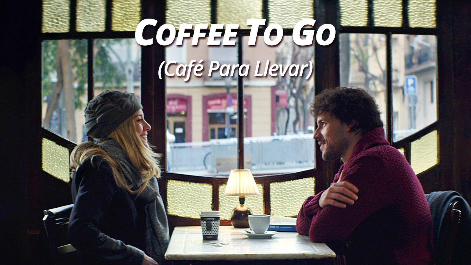 Coffee to Go - Café para llevar