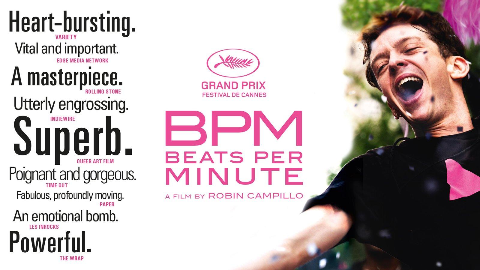 120 Battements par minute - Beats Per Minute