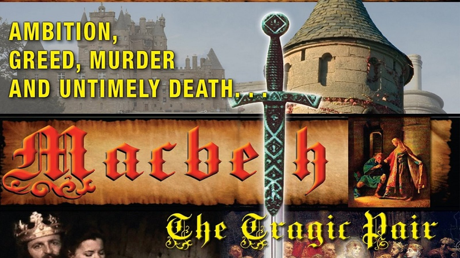 Macbeth - The Tragic Pair