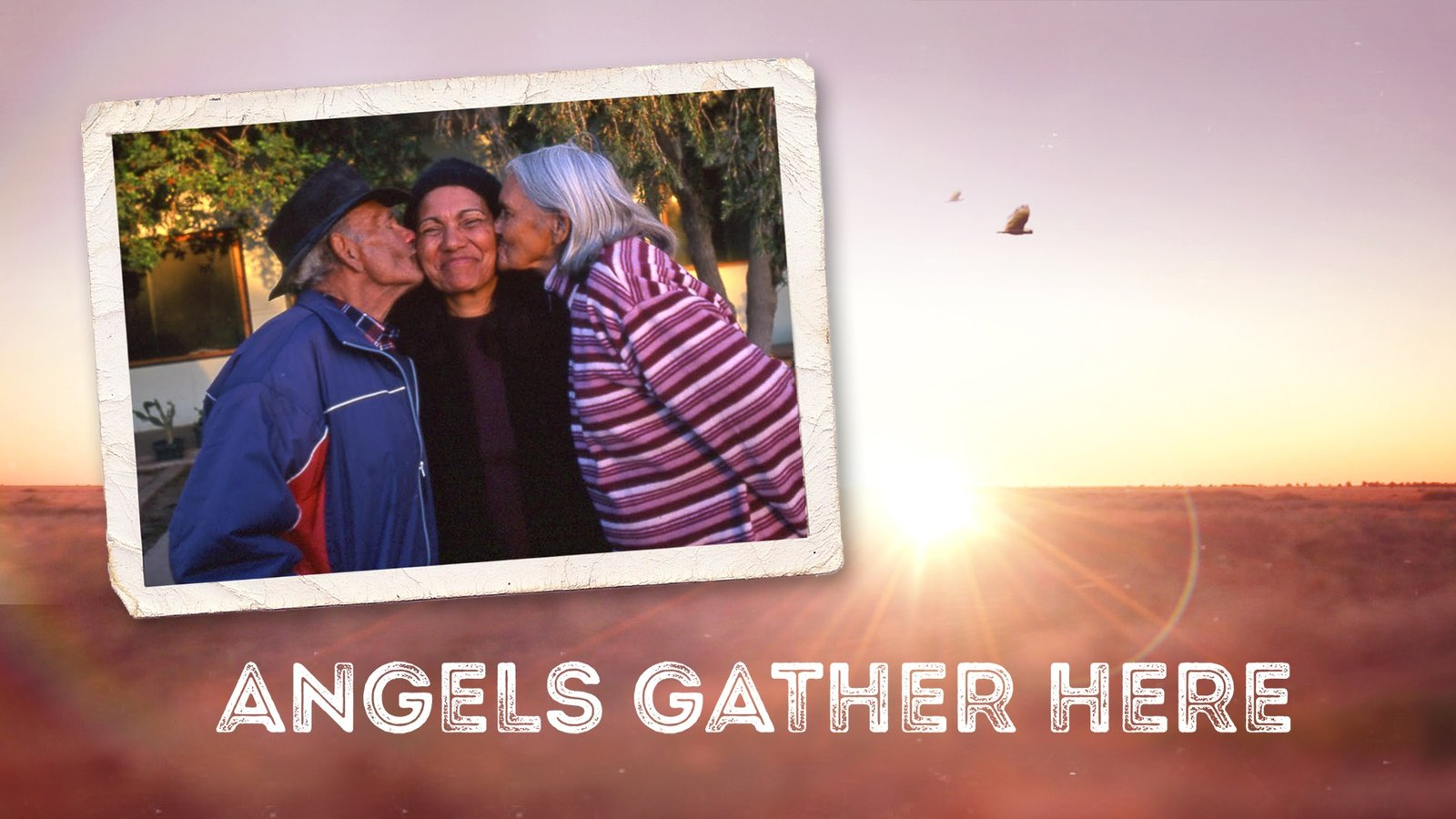 Angels Gather Here - One Woman Reflects on Her Aboriginal Identity