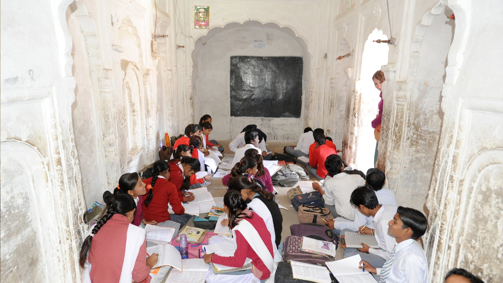 International Test Scores: All and Nothing