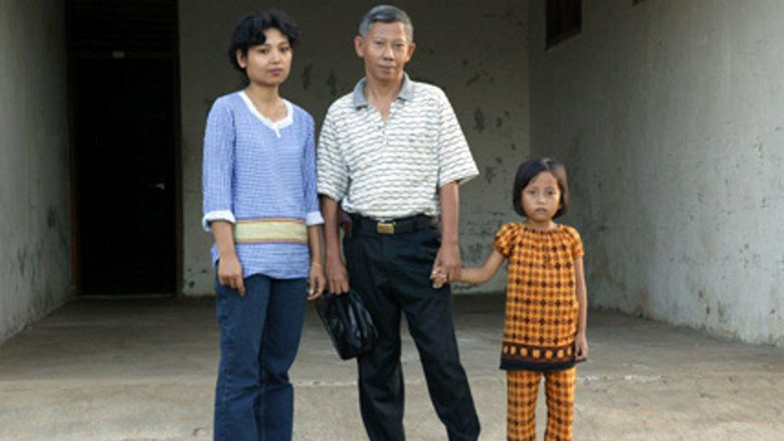 Standing on the Edge of a Thorn - A family in Rural Indonesia