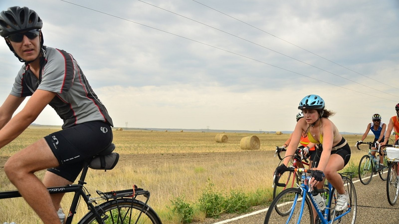 To the Moon - A Cross Country Bike Ride for Change