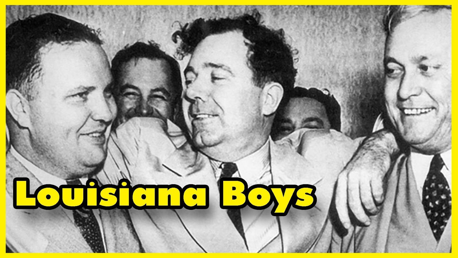 Louisiana Boys