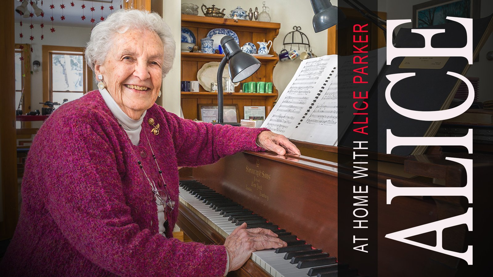 Alice: At Home with Alice Parker