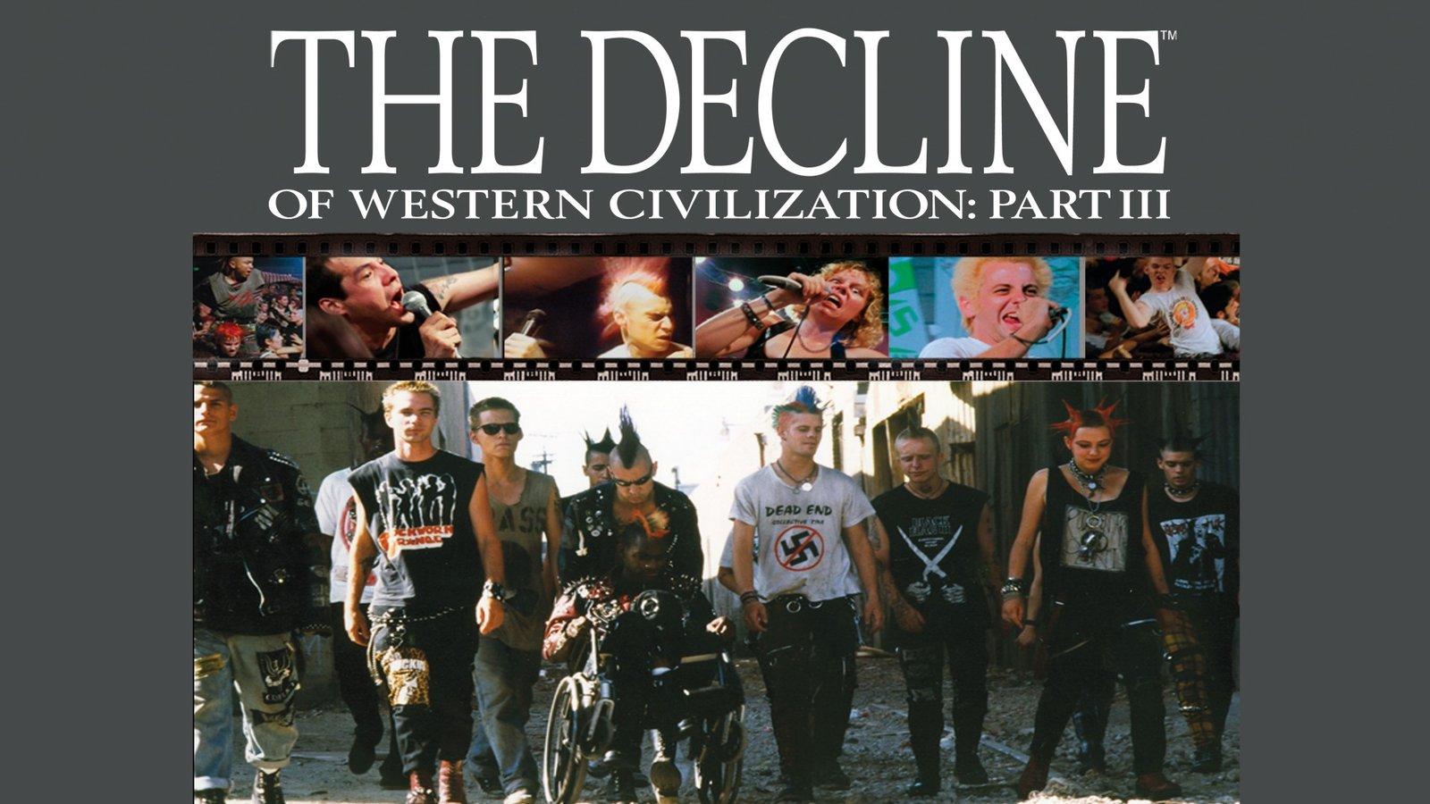 The Decline of Western Civilization 3