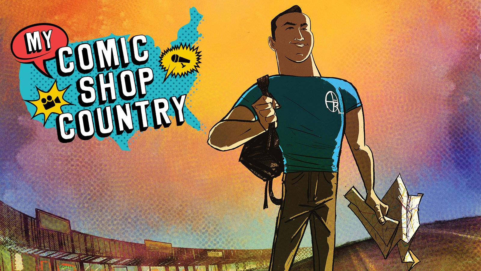 My Comic Shop Country