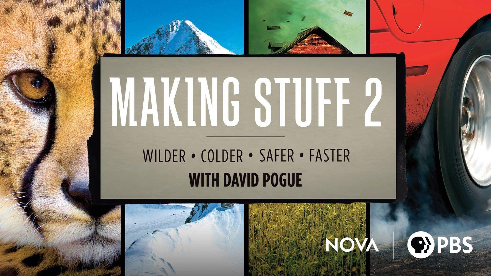 NOVA - Making More Stuff