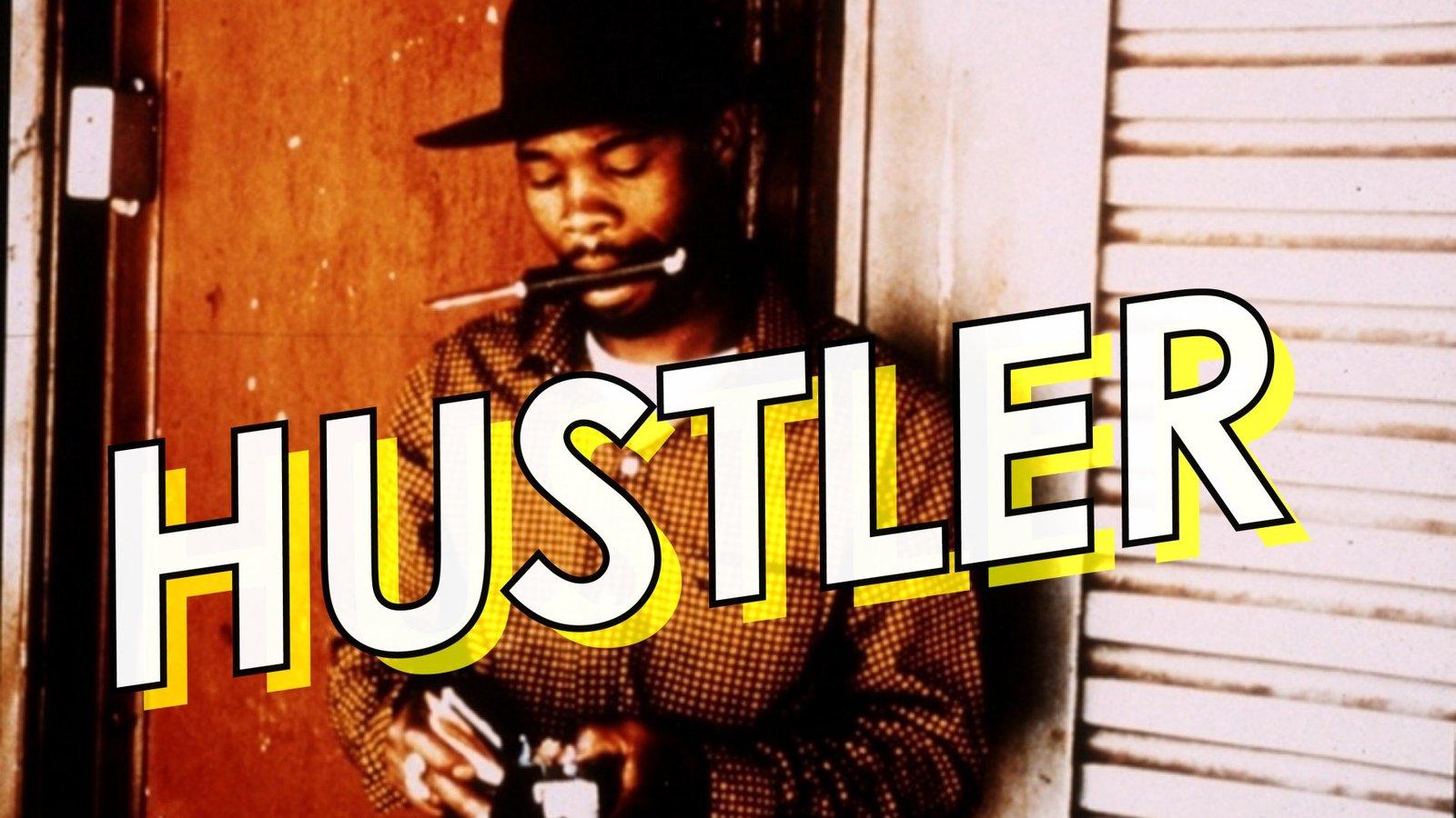 Hustler - Mapantsula