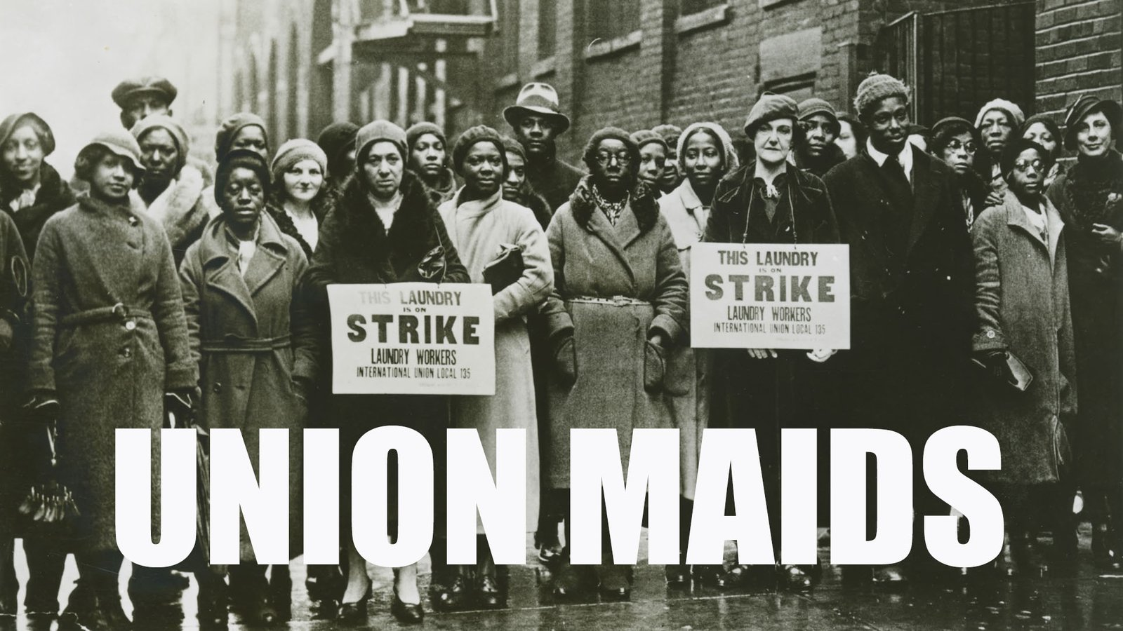 Union Maids - Women Activists Share their Experiences