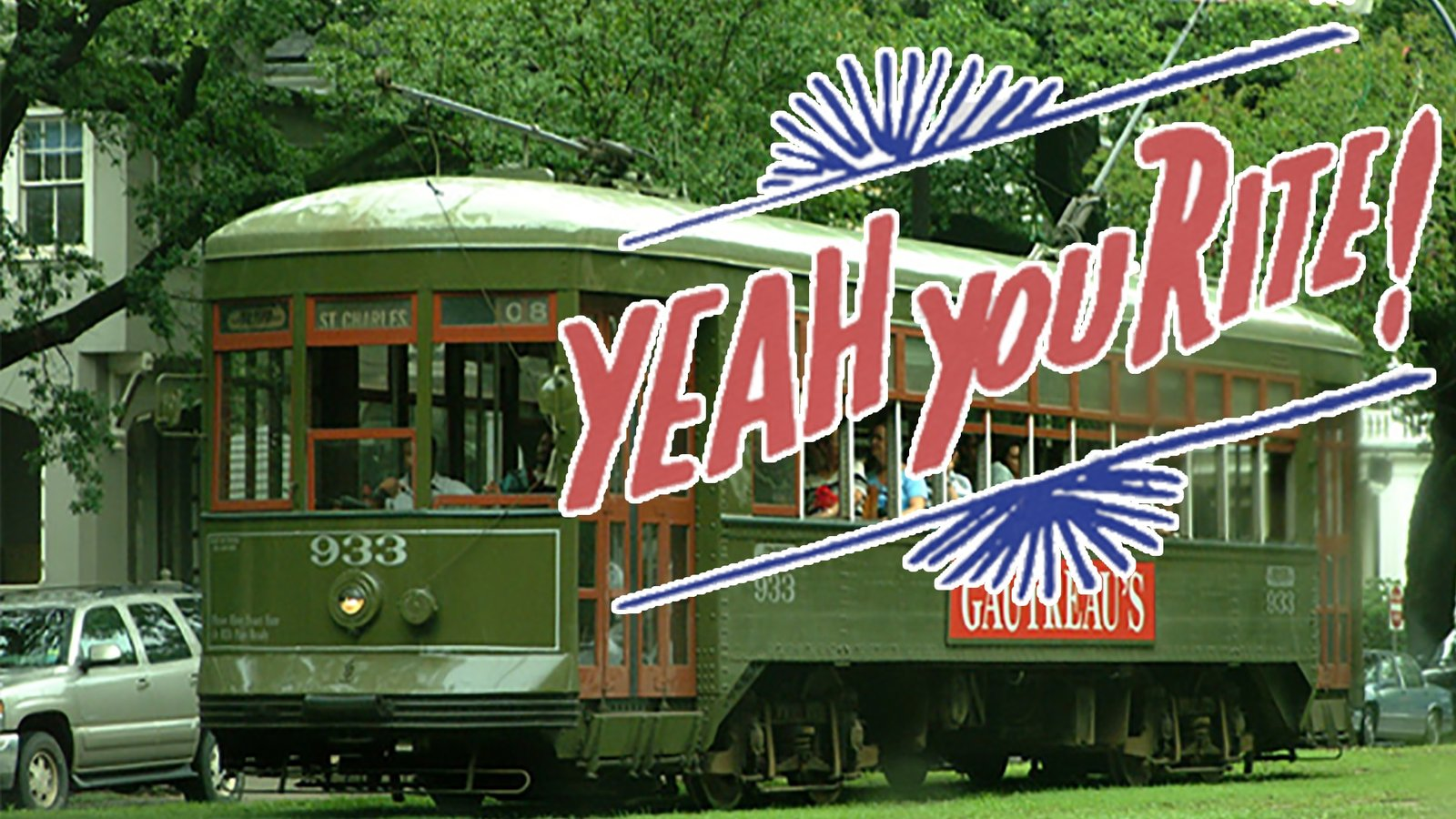 Yeah You Rite! - Language in New Orleans