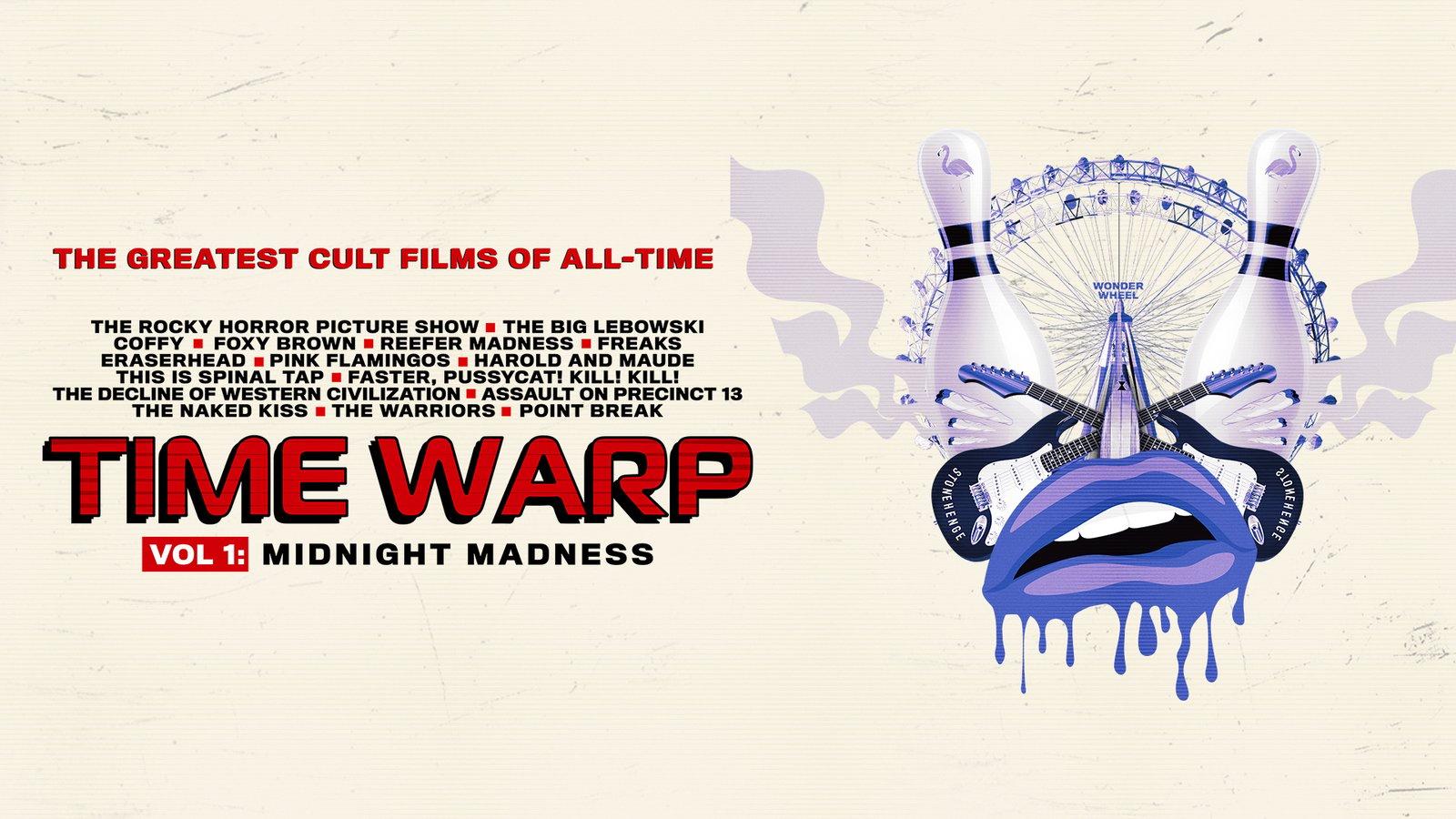 Time Warp Part I – Midnight Madness