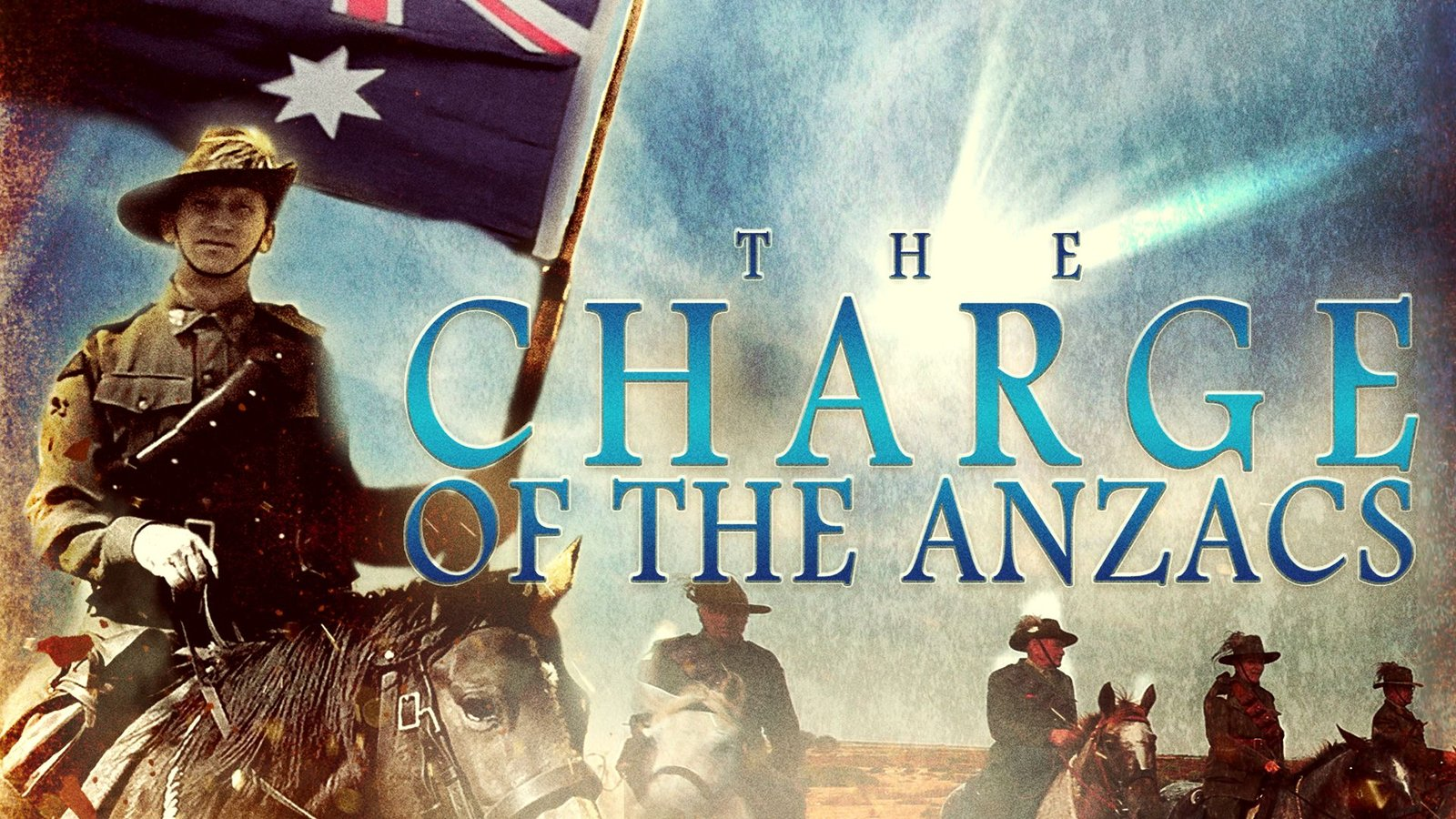 Charge of the Anzacs