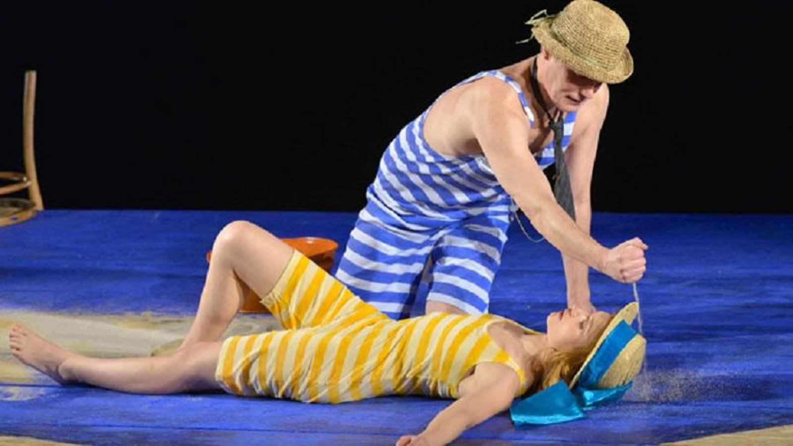 Lady With a Lapdog - From Moscow's Young Generation Theatre