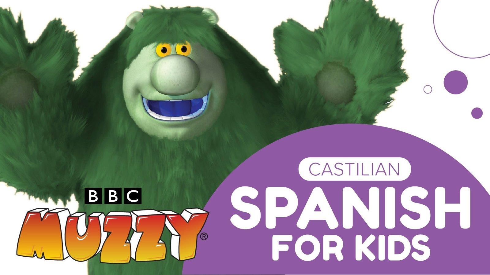 Spanish (Castilian) for Kids