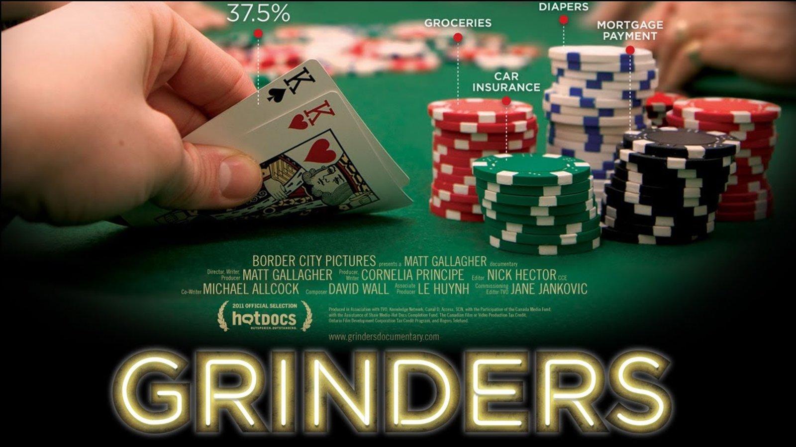 Grinders - The Underground World of Illegal Poker