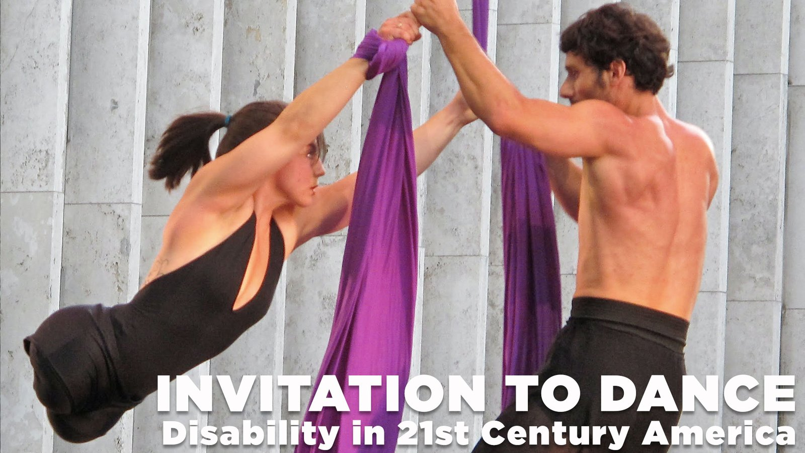 Invitation to Dance - Disability in 21st Century America