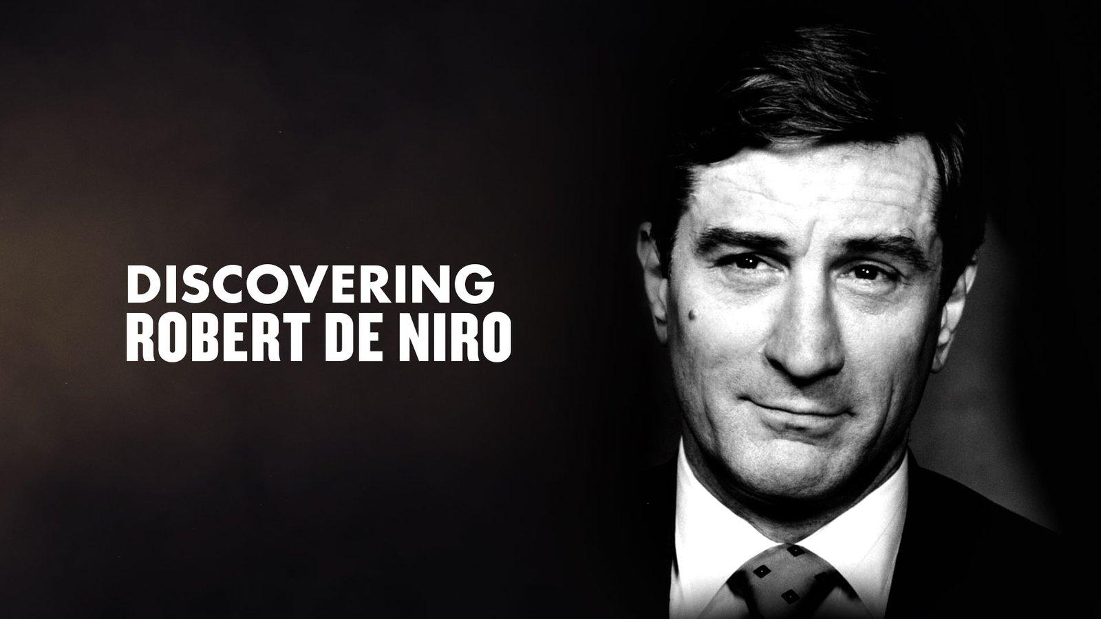 Discovering Robert De Niro