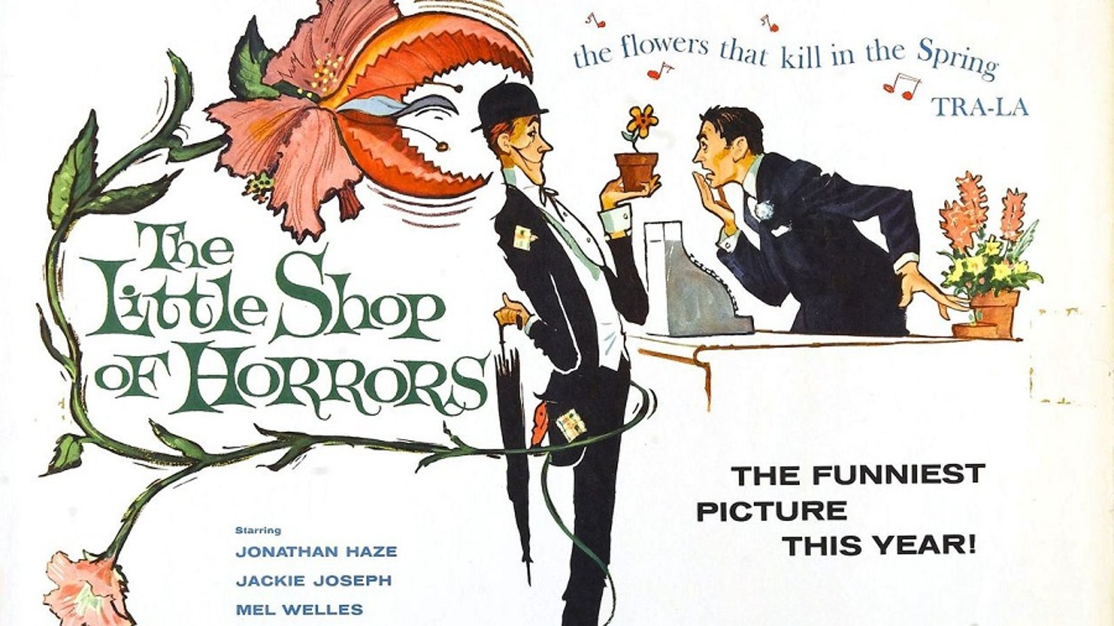 The Little Shop of Horrors