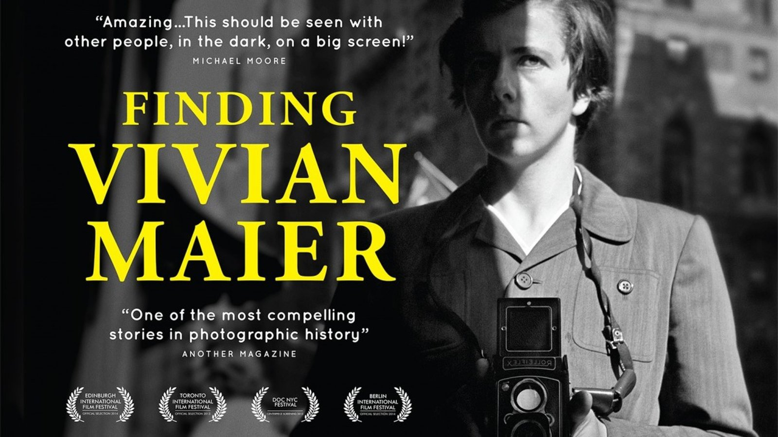 Finding Vivian Maier - The Life and Work of a Mysterious Photographer