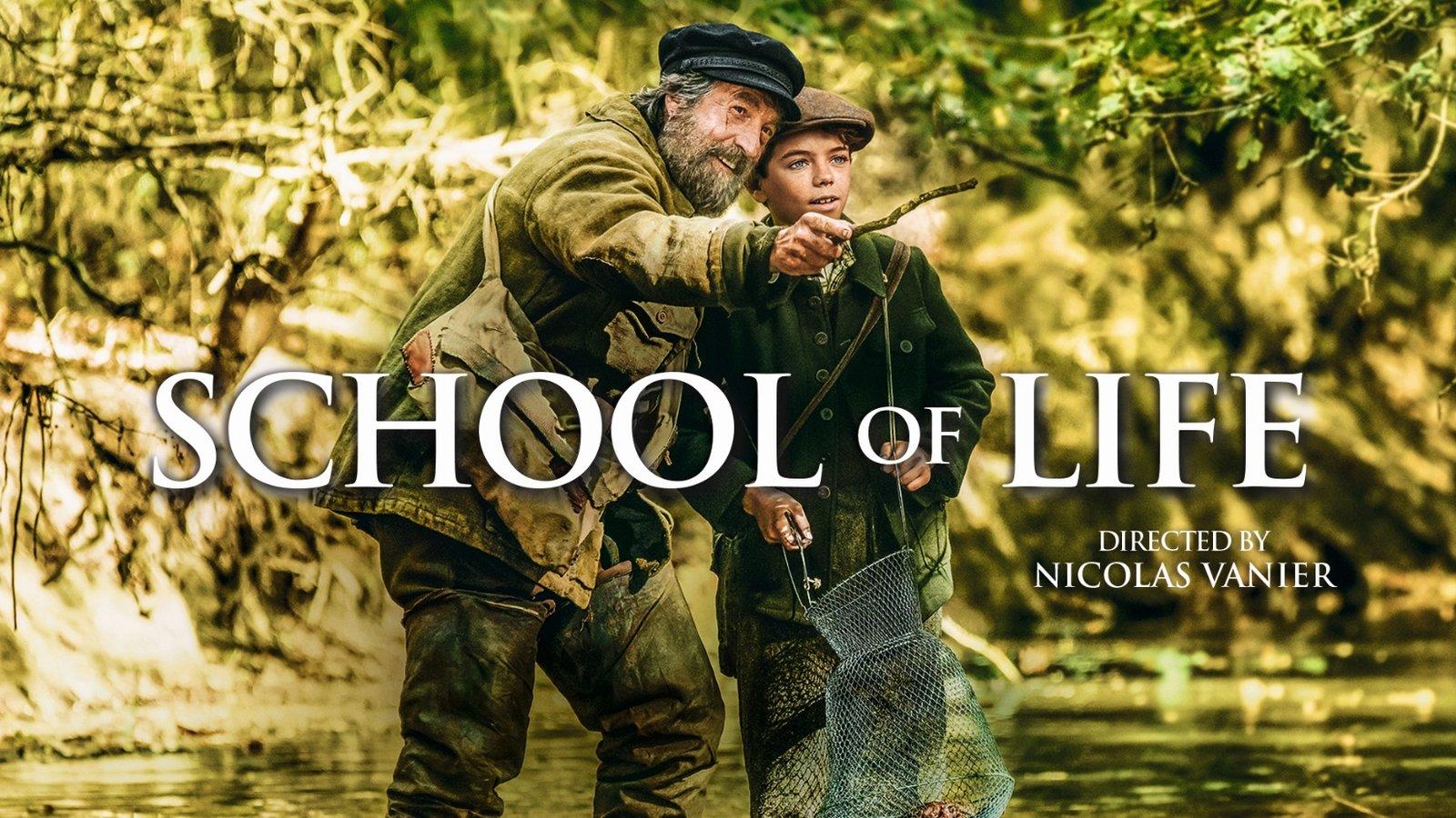School of Life - L'école buissonnière